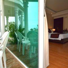 Отель Dessole Beach Resort Nha Trang Вьетнам, Кам Лам - отзывы, цены и фото номеров - забронировать отель Dessole Beach Resort Nha Trang онлайн балкон