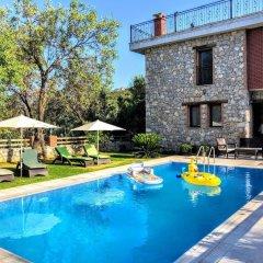 Villa Sunrise by Villamnet Турция, Мугла - отзывы, цены и фото номеров - забронировать отель Villa Sunrise by Villamnet онлайн бассейн