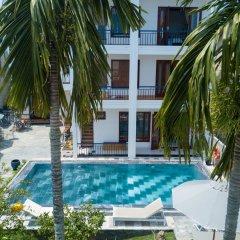 Отель Relax Garden Boutique Villa Hoi An с домашними животными