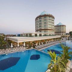Отель Dream World Aqua бассейн