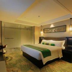 Отель Relax Season Hotel Dongmen Китай, Шэньчжэнь - отзывы, цены и фото номеров - забронировать отель Relax Season Hotel Dongmen онлайн комната для гостей фото 4