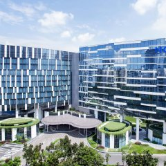 Отель Novotel Singapore on Stevens парковка