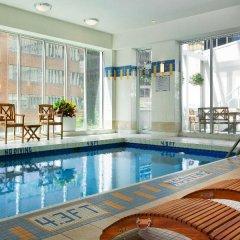 Отель Vancouver Marriott Pinnacle Downtown бассейн фото 3