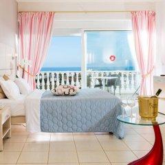 Отель Matheo Villas & Suites Греция, Малия - отзывы, цены и фото номеров - забронировать отель Matheo Villas & Suites онлайн комната для гостей фото 2
