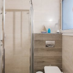 Апартаменты Kolonaki 2 Bedroom Apartment by Livin Urbban ванная