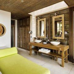 Отель Six Senses Samui Вилла с различными типами кроватей фото 17