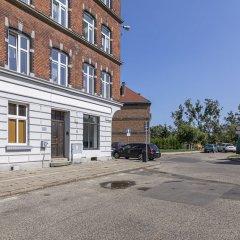 Апартаменты Happy Stay Apartment Osiek 10 Гданьск парковка