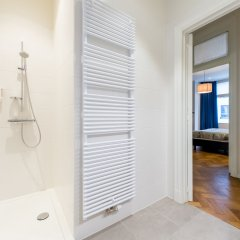 Отель Smartflats Design - Grand-Place Брюссель ванная фото 2