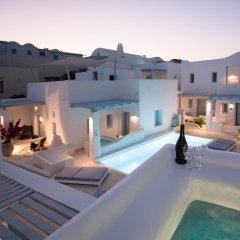 Отель Palmariva Villas Греция, Остров Санторини - отзывы, цены и фото номеров - забронировать отель Palmariva Villas онлайн бассейн фото 3