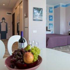 Гостиница Грифон комната для гостей фото 10