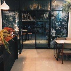 Отель The Bukit гостиничный бар