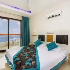 Kleopatra Ada Beach Hotel комната для гостей фото 4