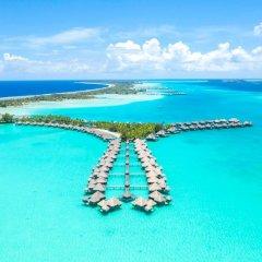 Отель The St Regis Bora Bora Resort Французская Полинезия, Бора-Бора - отзывы, цены и фото номеров - забронировать отель The St Regis Bora Bora Resort онлайн