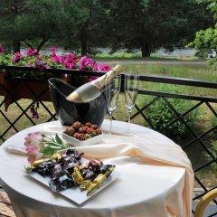 Отель Park Villa Литва, Вильнюс - 7 отзывов об отеле, цены и фото номеров - забронировать отель Park Villa онлайн балкон