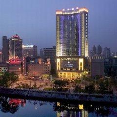 Отель Sofitel Chengdu Taihe балкон