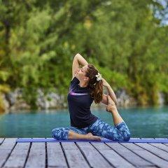 Отель The St Regis Bora Bora Resort Французская Полинезия, Бора-Бора - отзывы, цены и фото номеров - забронировать отель The St Regis Bora Bora Resort онлайн фитнесс-зал фото 3