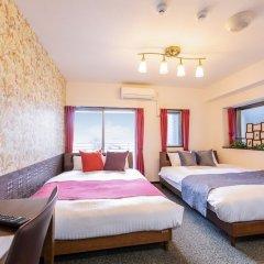 Отель Residence Hotel Hakata 4 Япония, Хаката - отзывы, цены и фото номеров - забронировать отель Residence Hotel Hakata 4 онлайн комната для гостей фото 5