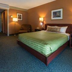 Отель Hôtel & Suites Normandin Канада, Квебек - отзывы, цены и фото номеров - забронировать отель Hôtel & Suites Normandin онлайн сейф в номере