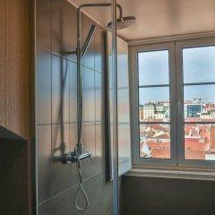 Отель Casual Belle Epoque Lisboa ванная фото 2