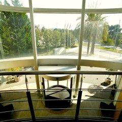 Отель HLG CityPark Sant Just Испания, Сан-Жуст-Десверн - отзывы, цены и фото номеров - забронировать отель HLG CityPark Sant Just онлайн балкон
