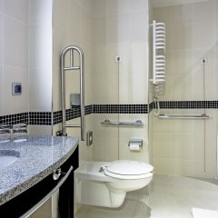 Отель Hampton by Hilton Gdansk Airport комната для гостей фото 3