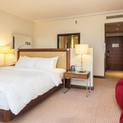 Hilton Warsaw Hotel & Convention Centre комната для гостей фото 11