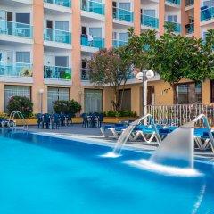Отель H·TOP Cartago Nova бассейн