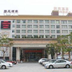 Guangzhou Mingyue Hotel парковка