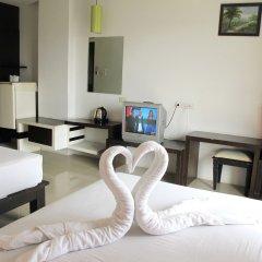 Отель Chatkaew Hill and Residence комната для гостей