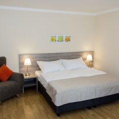 Апартаменты Limes Apartments комната для гостей фото 5