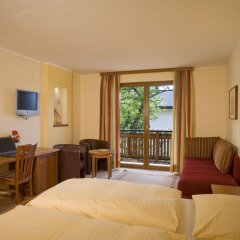 Отель SALLERHOF Грёдиг комната для гостей фото 3