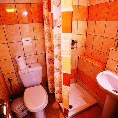 Отель Olympos Pension Родос ванная