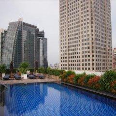 Отель Park Plaza Sukhumvit Бангкок бассейн фото 2
