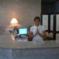 Отель Makkasan Inn Бангкок спа