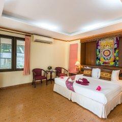 Отель Kaw Kwang Beach Resort Таиланд, Ланта - отзывы, цены и фото номеров - забронировать отель Kaw Kwang Beach Resort онлайн комната для гостей фото 2