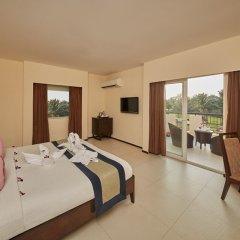 Отель Royal Orchid Beach Resort & Spa Гоа комната для гостей фото 2