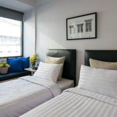 Отель Kadima Таиланд, Бангкок - отзывы, цены и фото номеров - забронировать отель Kadima онлайн комната для гостей фото 3