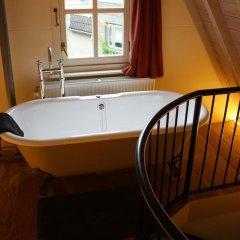 Отель De Hemel Hotel Suites Nijmegen Нидерланды, Неймеген - отзывы, цены и фото номеров - забронировать отель De Hemel Hotel Suites Nijmegen онлайн ванная