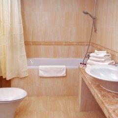 Гостиница Spa Hotel Promenade Украина, Трускавец - отзывы, цены и фото номеров - забронировать гостиницу Spa Hotel Promenade онлайн ванная