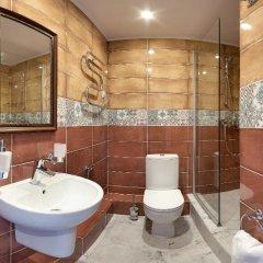 Арт-Отель Карелия 4* Стандартный номер с различными типами кроватей фото 26