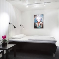 Stockholm Hostel комната для гостей фото 2