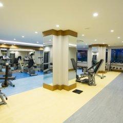 Water Side Resort & Spa Hotel - All Inclusive фитнесс-зал фото 3