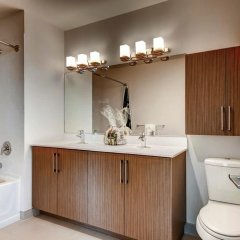 Отель M2 США, Джерси - отзывы, цены и фото номеров - забронировать отель M2 онлайн ванная фото 2