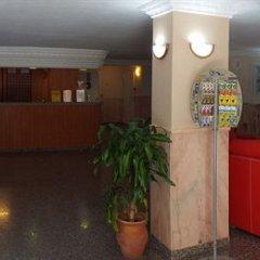 Отель Aparthotel Veramar парковка
