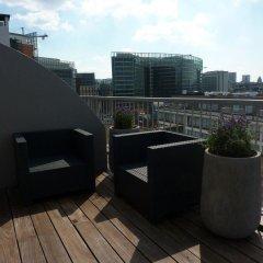 New Hotel Charlemagne Брюссель балкон