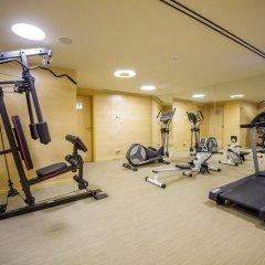 Отель Occidental Lisboa фитнесс-зал