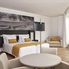 Отель Jupiter Lisboa Hotel Португалия, Лиссабон - отзывы, цены и фото номеров - забронировать отель Jupiter Lisboa Hotel онлайн комната для гостей фото 3