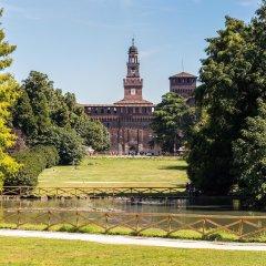 Отель Ketchroom Brera Италия, Милан - отзывы, цены и фото номеров - забронировать отель Ketchroom Brera онлайн спортивное сооружение