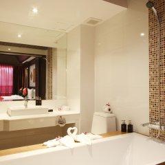 Rayaburi Hotel Patong Пхукет ванная