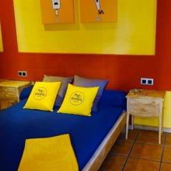 Отель Hostal Ebusitana комната для гостей